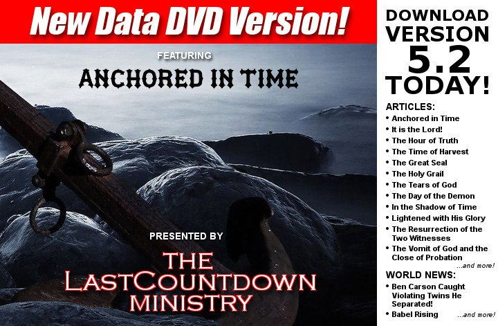New LastCountdown DVD, Version 5.2