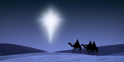 Led by the Star of Bethlehem