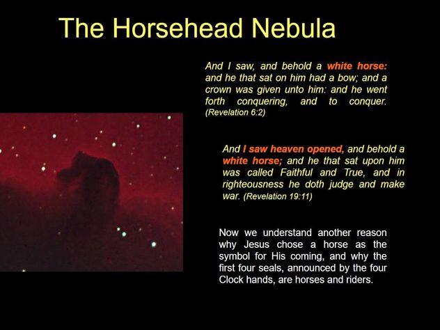 horsehead nebula jesus - photo #37