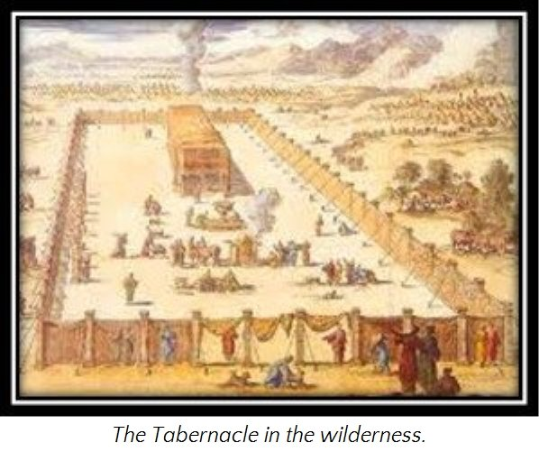Wilderness tabernacle