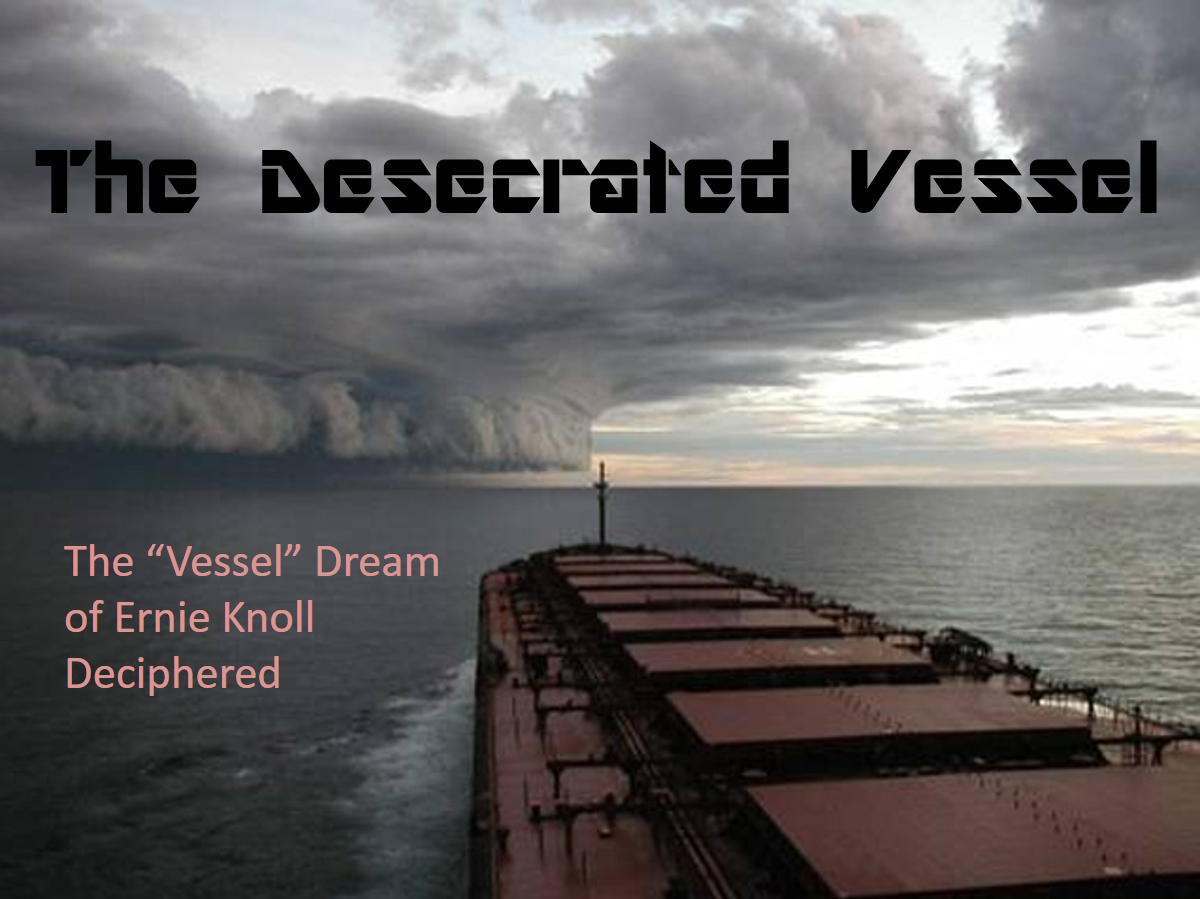The Desecrated Vessel