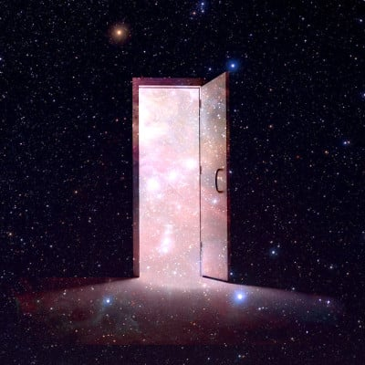 An open door in Orion