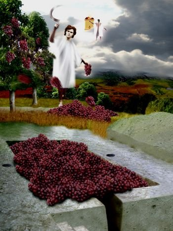 The Winepress of God