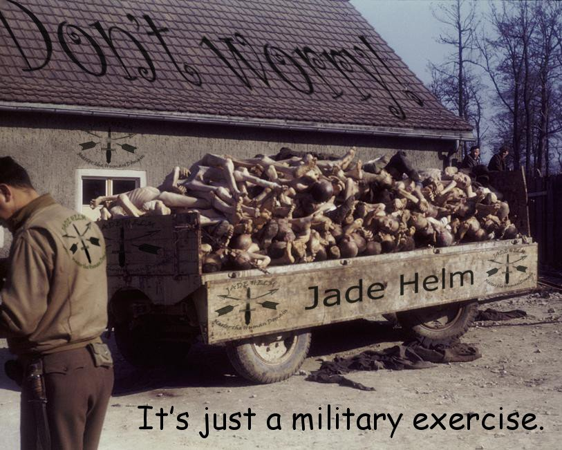Don't worry! Jade Helm is just a military exercise.