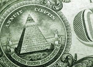 Carson's Pyramid on the Dollar Bill